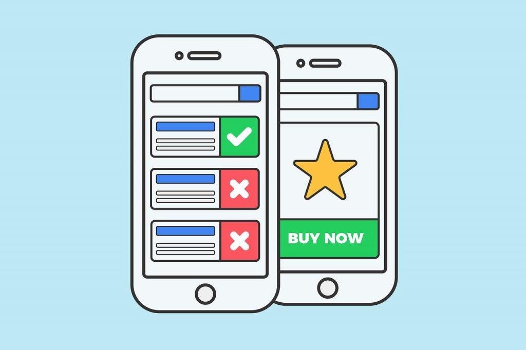 SEO対策とリスティング広告の違い